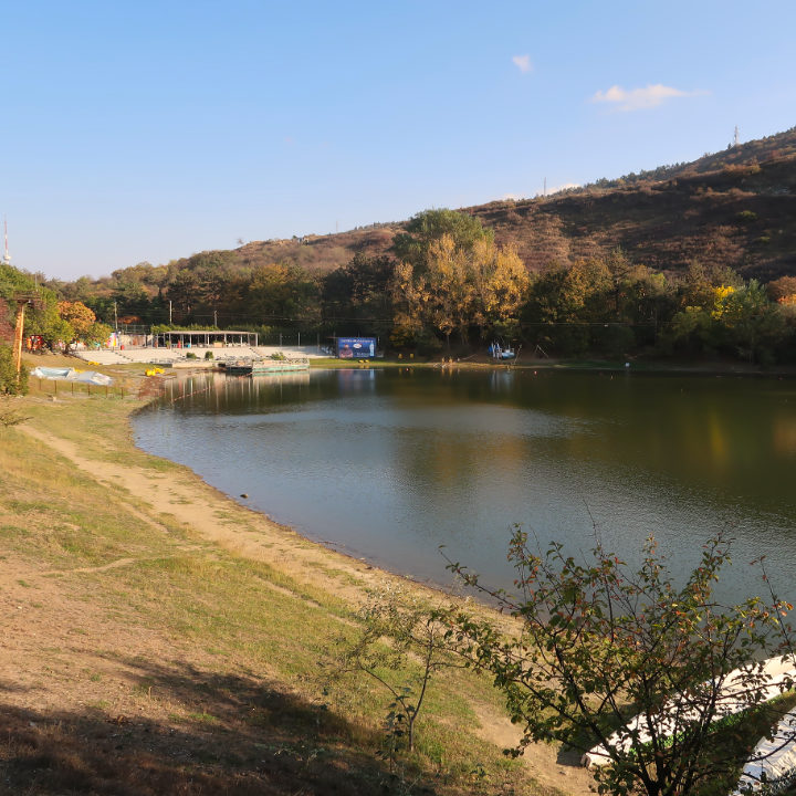 Sehenswürdigkeit in Tbilisi Schildkrötensee