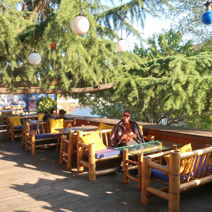 Cafe am Schildkrötensee