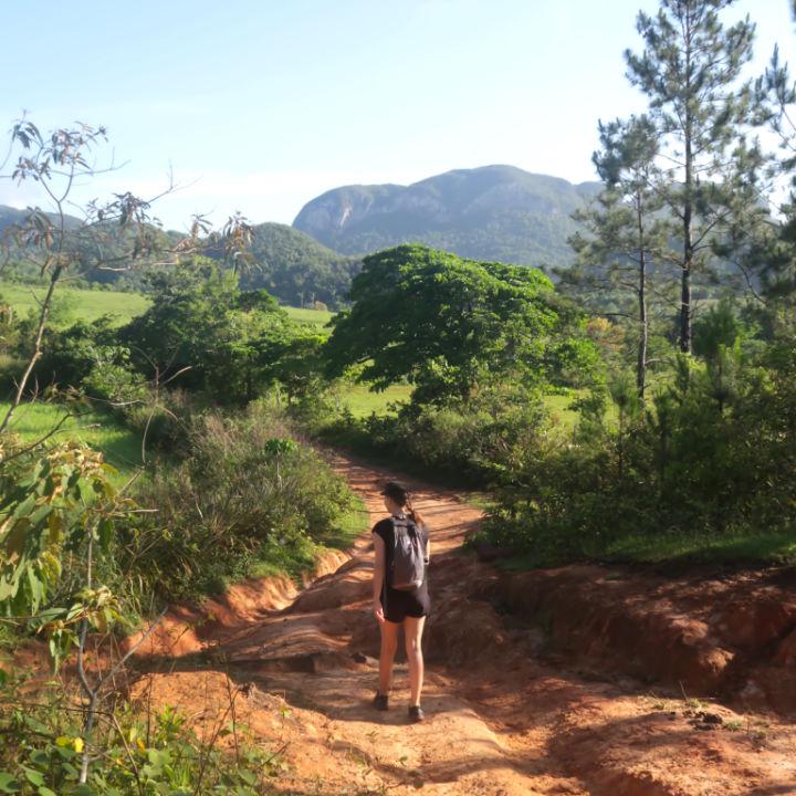 Wandern in Vinales