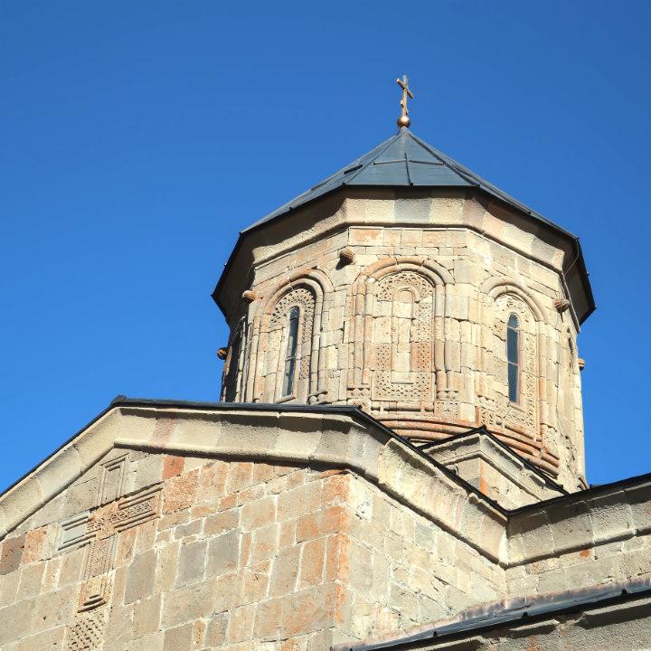 Gergeti Trinity Chruch