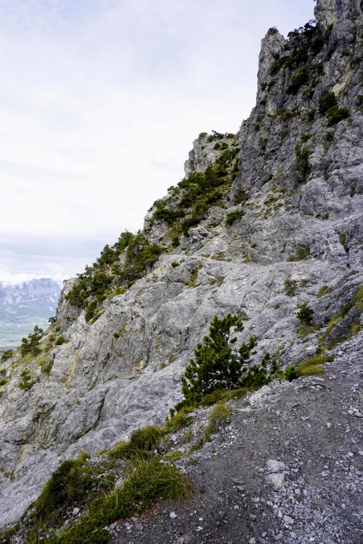 Berghang in Liechtenstein