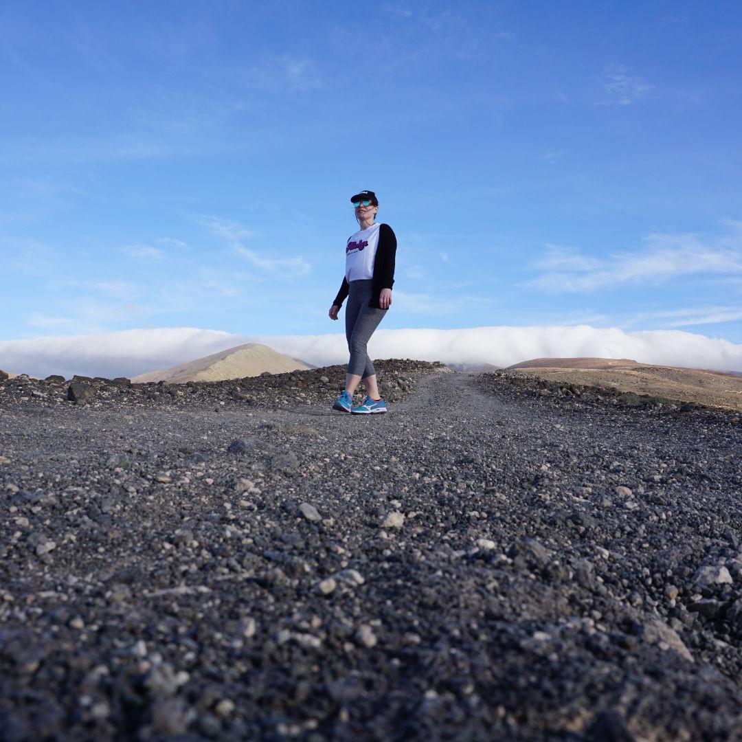 Wanderpfad Fuerteventura